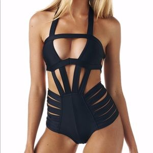 Size Small Montce one piece swimsuit